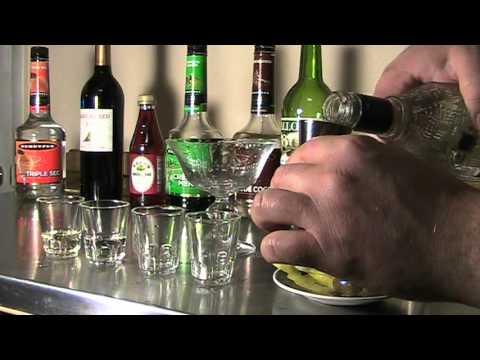 How to Make a James Bond Martini