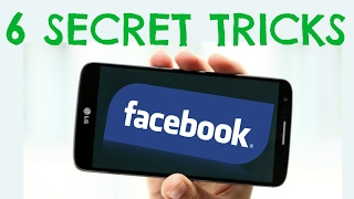 TOP 6 Facebook Secret You Need In Your Life ( in Hindi 2017)