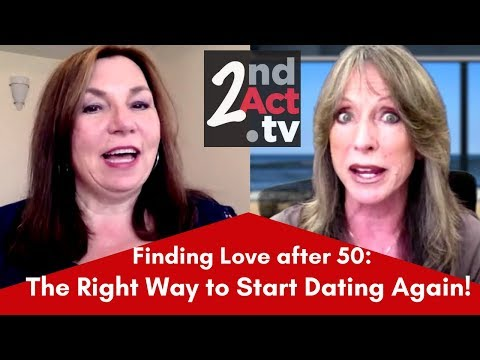 Finding Love after 50: How to Get in the Right Mindset to Start Dating Again after 50