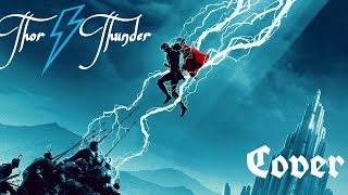Marvel   Thor   Imagine Dragons   Thunder   Mix