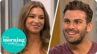 Love Island's Adam Has Already Met Zara's Parents! | This Morning