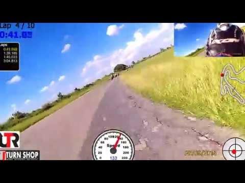 r2m 300 D2  สนามที่3 UTR racingteam NO.58