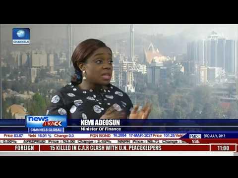 Essence Of New Tax Scheme Is To Increase FG's Revenue-- Adeosun