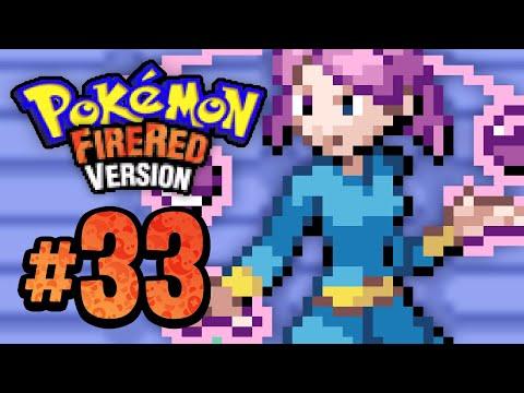 Pokémon FireRed | Saffron Gym - 33