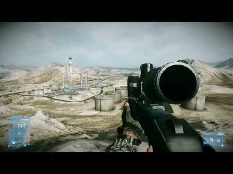 Battlefield 3 - Random Moments