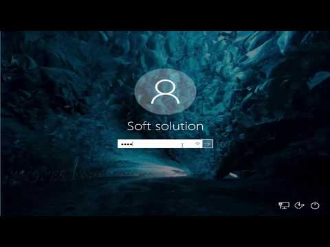 How to Change the Login Screen Background and sign-in screen background on Windows 10