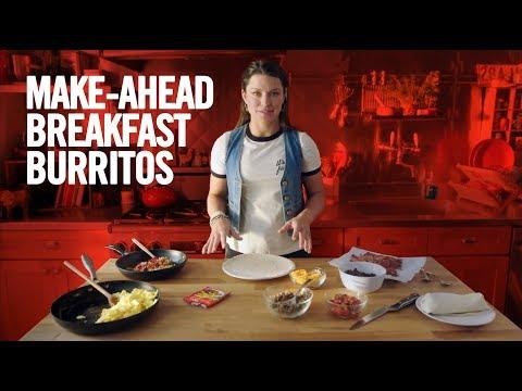 How to Make Breakfast Burritos   Flavor Maker Series   McCormick