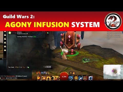 Guild Wars 2: The New & Improved Agony Infusion System │ How Agony Infusions Work