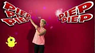 PULCINO PIO - Het Kuikentje Piep (Official video tutorial)