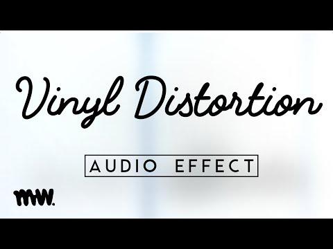 Vinyl Distortion // Ableton Audio Effect
