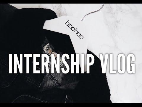 VLOG: My Boohoo Internship Experience