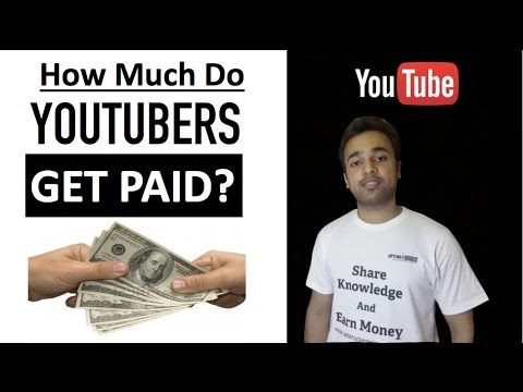 How much Money Does YOUTUBE PAY? - Earnings/Revenue Proof
