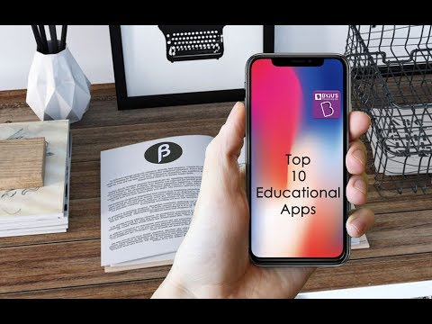 Top 10 Educational Apps - You must have