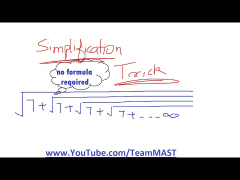General approach to solve every simplifcation question for bank PO exams | Team MAST