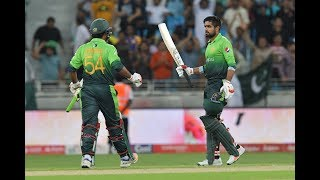Babar Azam century sets up Pakistan for opening ODI win vs Sri Lanka