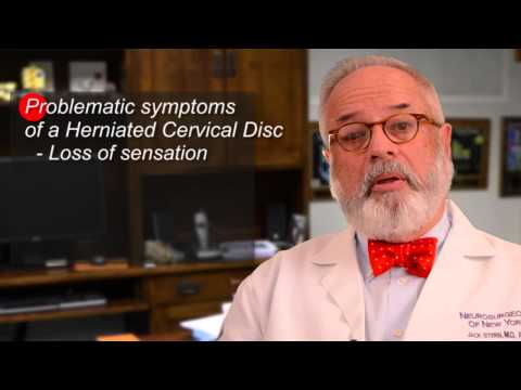 How Does A Cervical Herniated Disc Progress?  What Is The Time Frame For Healing?