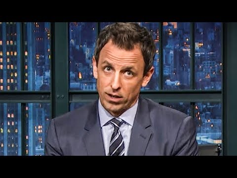 Trump Demanded Seth Meyers Apologize For Roasting Him In 2011