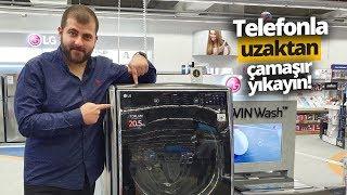 Download Akıllı çamaşır makinesi neler yapabilir? LG TwinWash Ön İnceleme Video