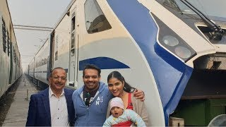 Train18 Exclusive- Inside India