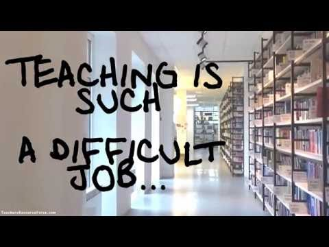 Are you thinking of quitting teaching?