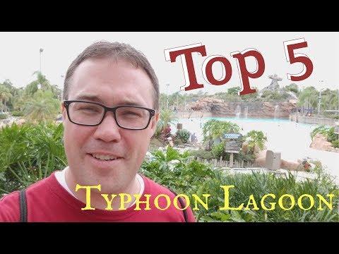 Top 5: Typhoon Lagoon