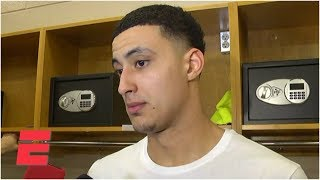 Kyle Kuzma and the Lakers are over talking about the trade deadline l NBA Sound