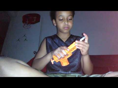 How to turn a nerf gun into a BB gun by jareem