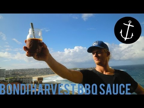 How to make Barbecue Sauce (BBQ sauce) Bondi Harvest