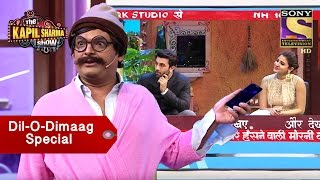 Citi Cable Special - Dil - O - Dimaag With Ranbir & Anushka - The Kapil Sharma Show