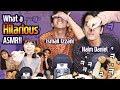 Funny Desibel Game with Ismail Izzani x Naim Daniel |Blimey MP3