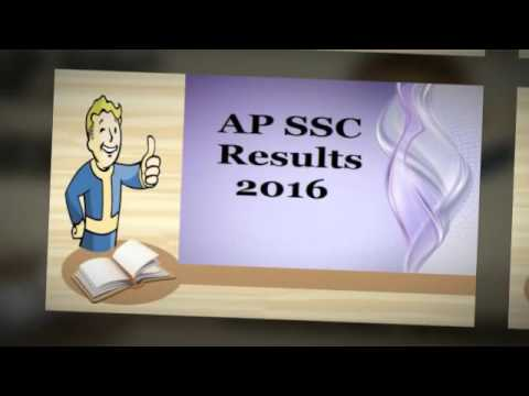 Check Your AP SSC Results 2016 On 5th May 2016