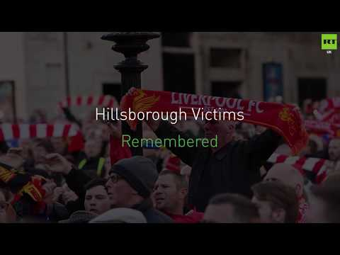 Hillsborough victims remembered 29 years on