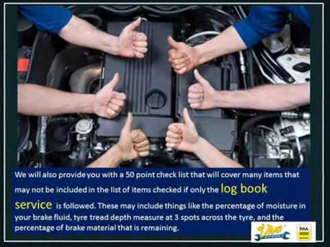 Logbook Servicing : Will Service Your New Car and Protect Your Warranty