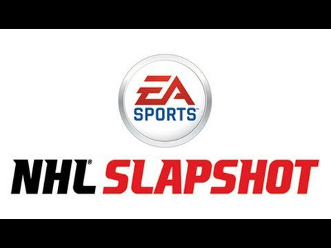 NHL Slapshot gameplay part 1 of 3(Wii)