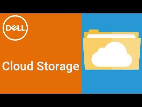 Cloud Storage (Official Dell Tech Support)