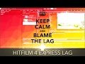 Hitfilm 4 Express Lag Issues, Fixed.