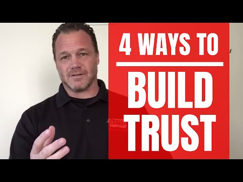 Contractors: 4 Ways to Build Trust with Your Clients