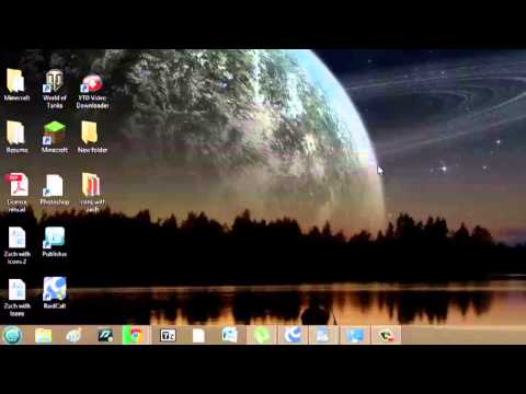How to Change a Folder to Show Pictures Instead of Icons in Vista : Using Your PC