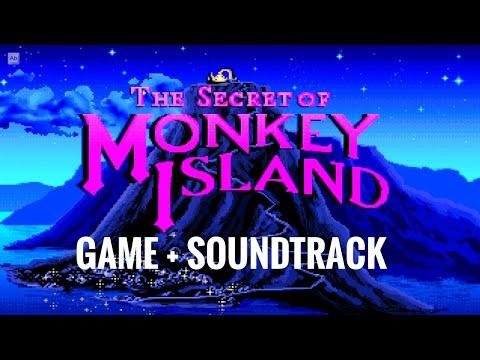 The Secret of Monkey island 1 gameplay longplay on Smartphone Scummvm