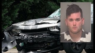 Car plows into crowd at white nationalist rally in Virginia