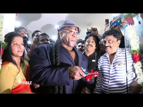 Kai Greene Launched Skale Gym at Chennai