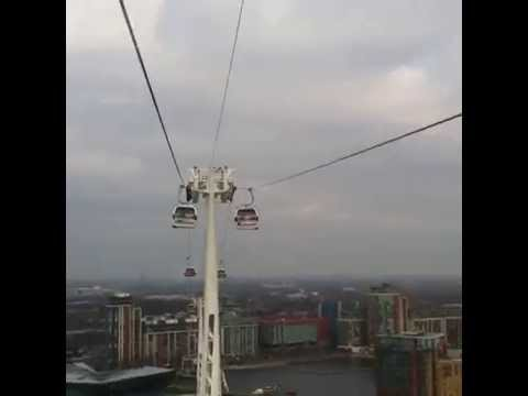 iMotion - O2 to Royal Victoria - Cable Car