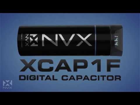 NVX XCAP1F 1 Farad Capacitor vs Overrated VM Innovations SRCAP4.5, Rockville RXC4D & RXC2D