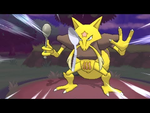 Pokemon X and Y Part 10 - Charmeleon and Kadabra