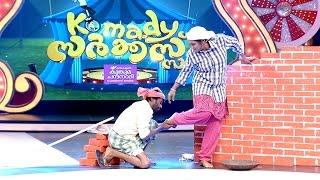 Komady Circus I Shyju & Soumya - Skit I Mazhavil Manorama