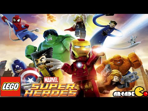 LEGO Marvel Super Heroes: Universe in Peril Unlocked All Characters and All Levels