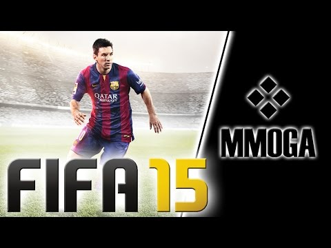 Fifa 15 - MMOGA Gameplay Test