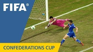 Italy 4:3 Japan, FIFA Confederations Cup 2013