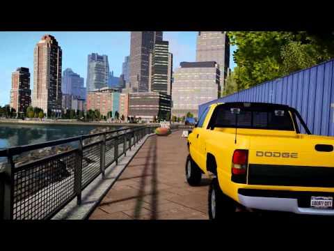 [GTA IV] Happiness Island 4x4 Objective Track