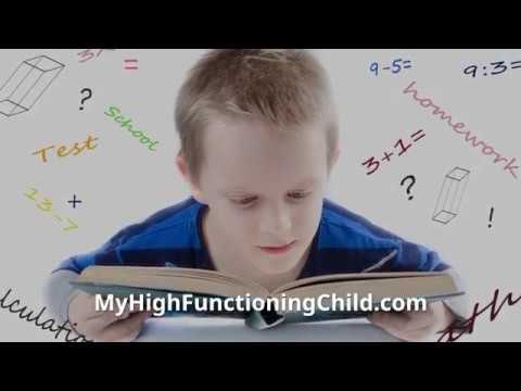 Obsessions in High-Functioning Autistic Children